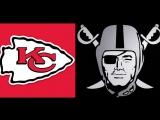 NFL 2017-2018  Week 07  19.10.2017  Kansas City Chiefs @ Oakland Raiders