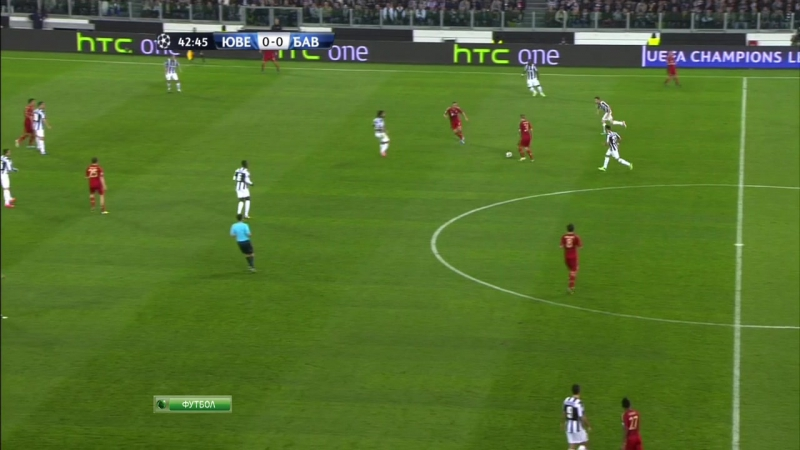 208 CL-2012/2013 Juventus - Bayern München 0:2 (10.04.2013) FULL