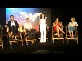 2017   Пресс-конференция команды фильма «Чудо-Женщина» в Лос-Анджелесе (21 мая)