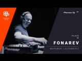 FONAREV live Марафон Megapolis.fm @ Pioneer DJ TV