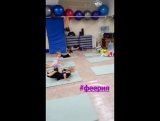 Гимнастика и акробатика в школе танца