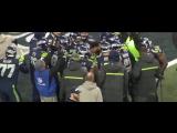 Seahawks D-Line  2016