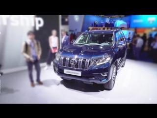 Land Cruiser Prado — премьера 2017