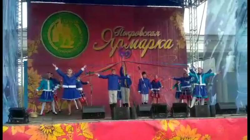 Ярмарка Покровская, русская Тамбовская