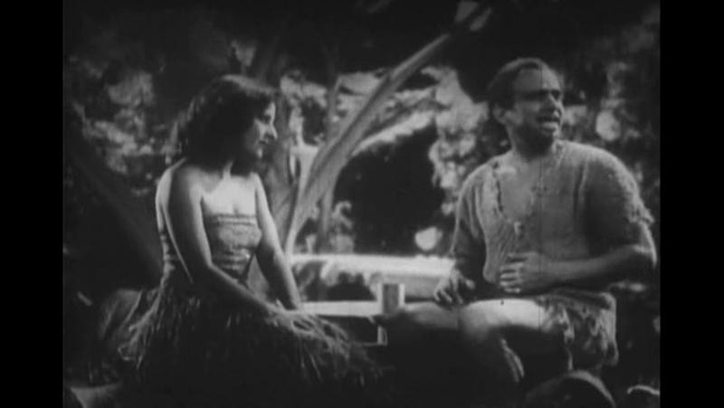 М-р Робинзон Крузо (Mr. Robinson Crusoe, 1932) DVDRip Rus