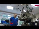 Русский робот F.E.D.O.R  . РЕАЛЬНОСТЬ-СЕГОДНЯ.