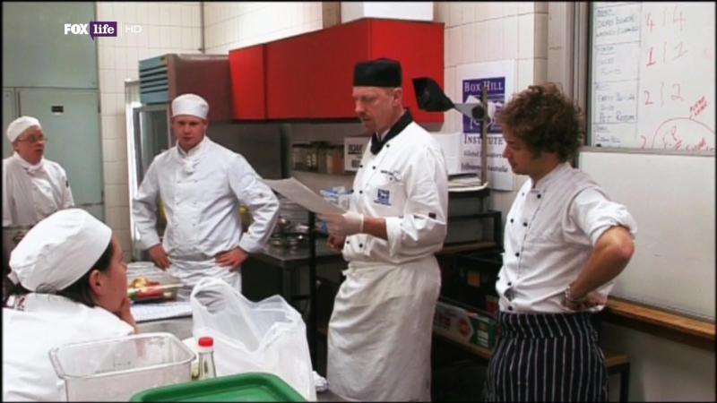Кухня Джейми Оливера. Австралия / Jamie's Kitchen. Australia.