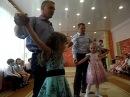 Танец папы и дочки на 8 марта. Детский сад №150. Иркутск