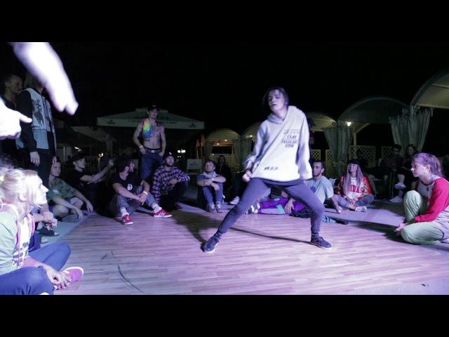 Anet vs Pocahontas (Bgirls Topdance)