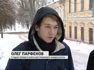 Разгребаем проблему: в Костроме устраняют последствия сильного снегопада