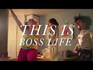 This is Boss Life Avon Эйвон Босс