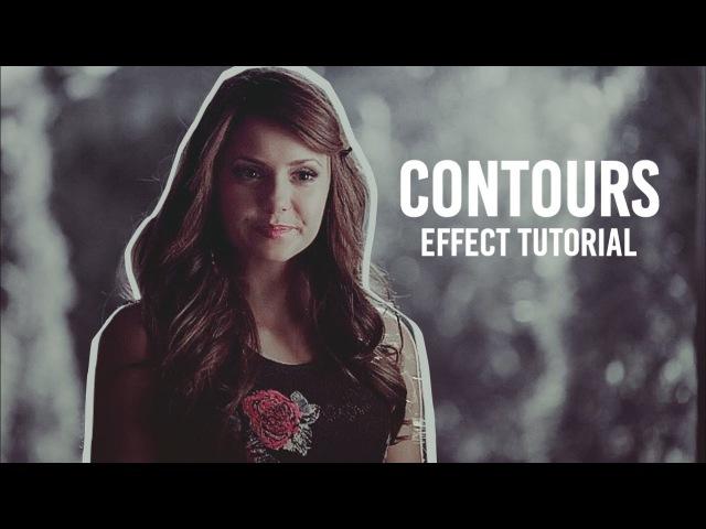 Contours Effect | Sony Vegas Tutorial 2