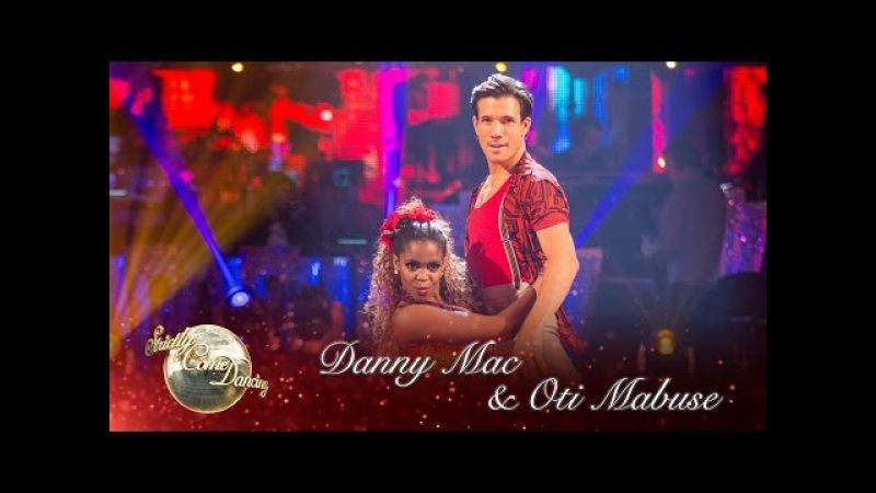 Danny Oti Salsa to 'Vivir Mi Vida' by Marc Anthony - Strictly Come Dancing 2016: Week 12