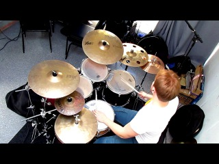 TOTO Rosanna drum cover by Pavel Ponomarev