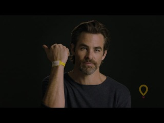 Chris Pine Supports Our Lady of the Lake Children's Hospital