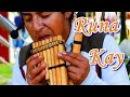 Музыка индейцев в Царском Селе. Индеец Руна Кай.