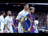Cristiano Ronaldo Funny Gesture with Lionel Messi .. & Soccer Beat Drop Vines #1
