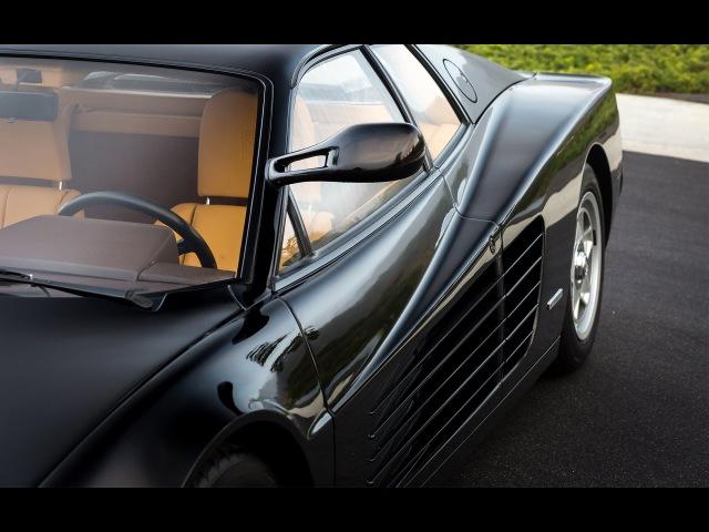 """1986 Ferrari Testarossa Flying Mirror"""" ☆★☆★☆"""