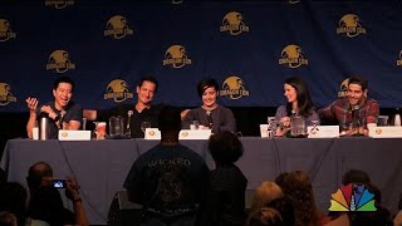 Sasha Roiz, Reggie Lee, Jacqueline Toboni, Bitsie Tulloch, David Giuntoli / DragonCon 2016