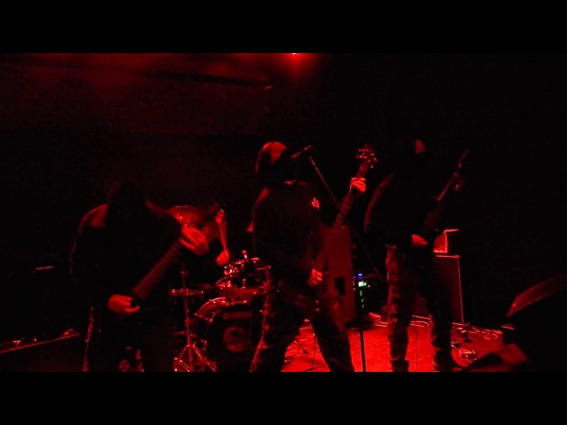 DISILLUMINATION (Rus). Moscow, PaHoS Vol. II - 11.02.2017 - Model T bar