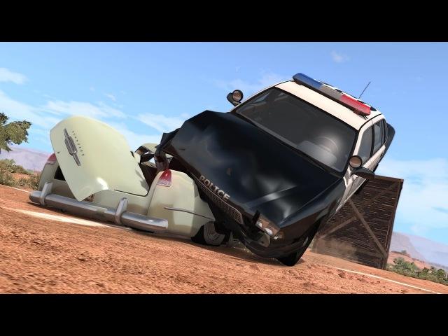 BeamNG.Drive - Senseless Destruction Campaign