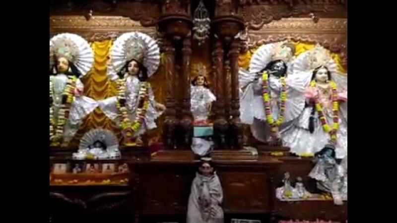 даршан храма Имли-Тала (Вриндаван)