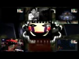 Five nights at Freddy's 1,2,3,4 (Sparta Endwar Remix) Ft. Fernanfloo and Curly