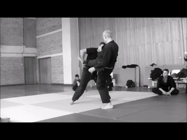 Koto - Keri Gaeshi - Ninjutsu klub Bujinkan Leskovac