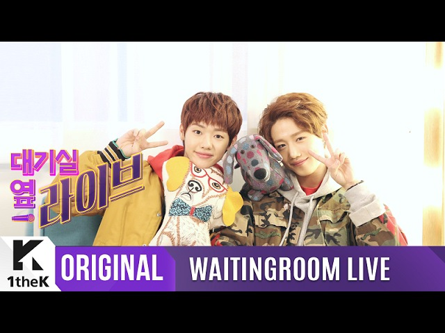 WAITINGROOM LIVE: Jang Joon(장준)Young Taek(영택)_The first live performance_ Drought(가뭄)