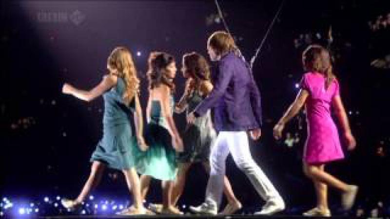 Дима Билан - Believe (Открытие финала Евровидения 16.05.2009 Full HD 1080p.)