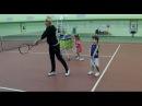 Теннис Удар слева