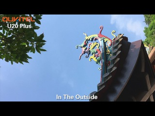 Photos taken by OUKITEL U20 Plus-- enjoy the SLR effect