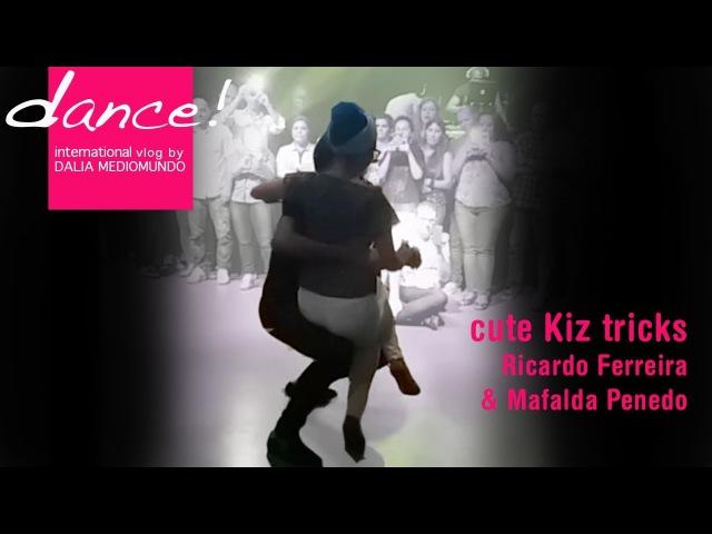 Kizomba tricks, sit, cross, Ricardo Ferreira Mafalda Penedo, Lisbon