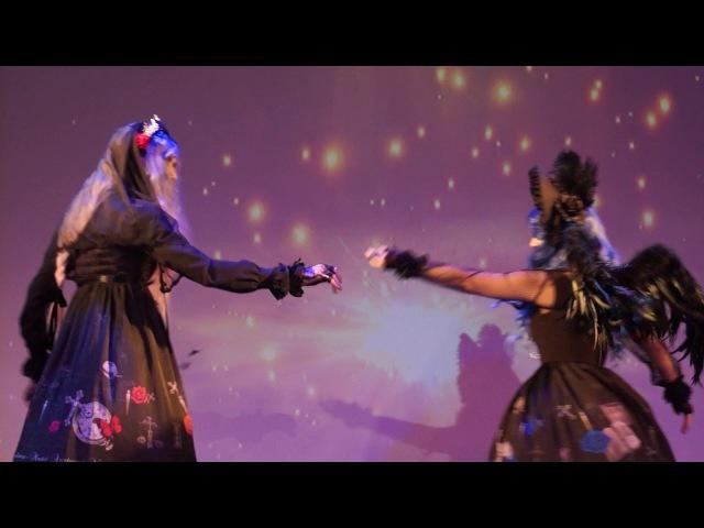 GL Fest 2017. Блок 1-22. Action - дефиле. Команда Vivid Midnight (г.Москва)