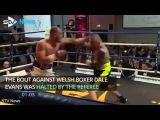 Last Moment Boxer Mike Towell Before dead in the ring-In Hospital