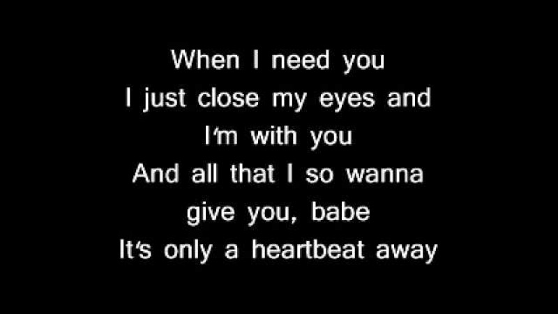When i need you Leo Sayer with lyrics HQ