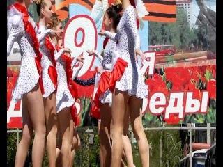 Samba dance. The ensemble of variety dance Танец САМБА. Ансамбль эстрадного танца КАРАМБОЛЬ