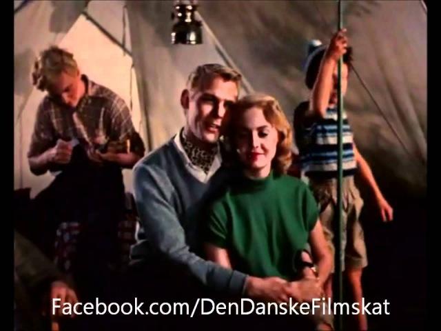 Far til fire på Bornholm (1959) - Hjertet banker sødt (Ib Mossin)