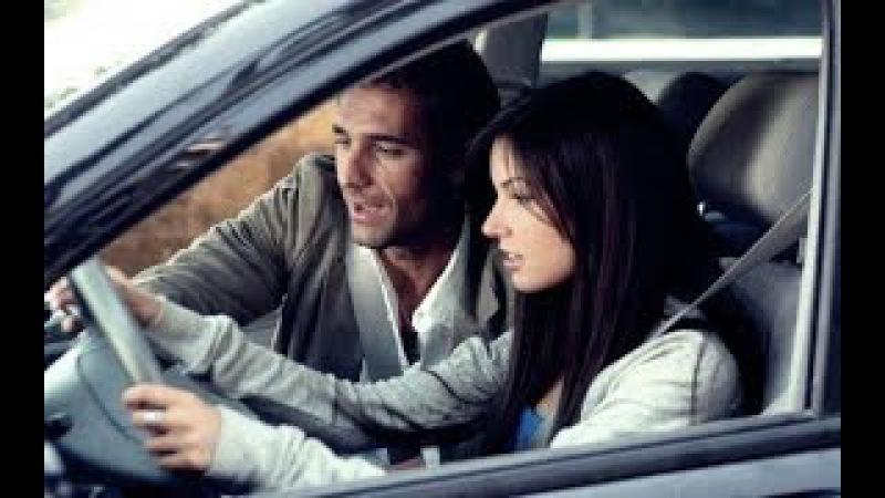 Бабы за рулем, приколы на дороге №24 2017