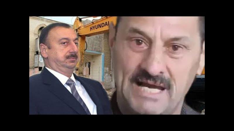 Cənab Prezident Sənin Silahın Var, Mənim Heç Nəyim Yoxdu - vətəndaş prezidentə