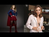 Melissa Benoist Vs Elizabeth Olsen Sexy Tribute