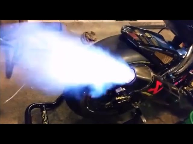Motorcycle Exhaust Sounds Compilation: !Fire! Daivo, Austin Racing, Akrapovic, Leo Vince more...