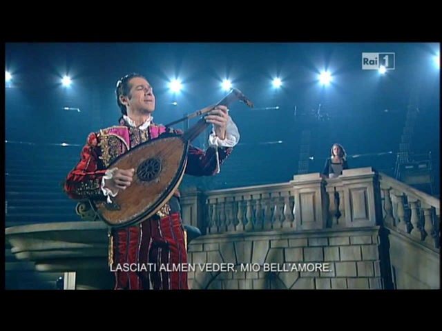 Ildebrando DArcangelo - Deh vieni alla finestra - Arena di Verona 2012