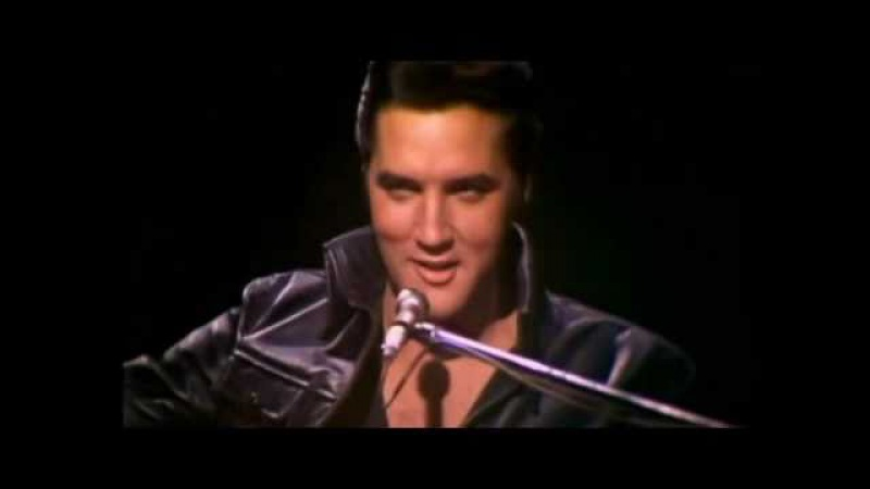 Elvis Presley Heartbreak Hotel (1968)