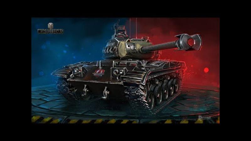 M 41 90 GF /Черно-буль Смертельная схватка