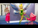 Bad Baby украли Куклу Беби Бон! Giant toys steals Baby Born Doll Funny video for children