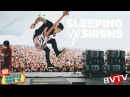 Sleeping With Sirens - Kick Me LIVE! @ Warped Tour (2016)