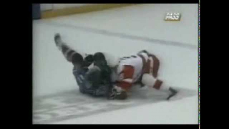 History will be made-Darren McCarty vs. Claude Lemieux