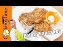 ОЛАДЬИ из КАРТОФЕЛЯ ДРАНИКИ Картофельные Панкейки простой рецепт Potato Pancakes