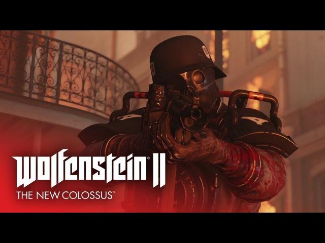 💥Wolfenstein II: The New Colossus